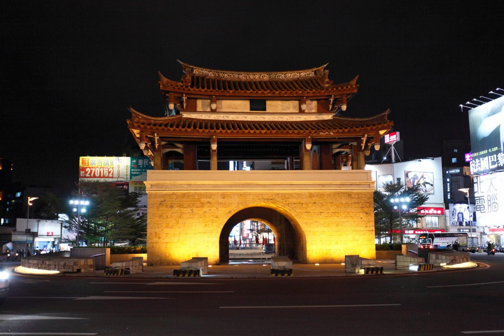Hsinchu East Gate.