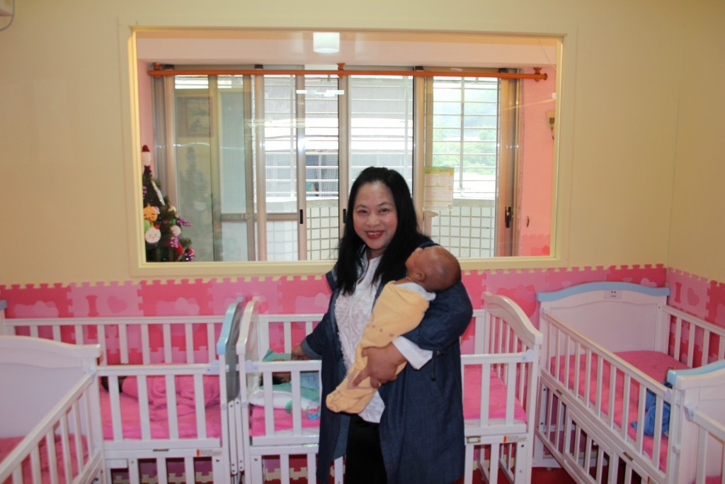 Director of Harmony Home Foundation, Nicole Yang (Image: Ryan Drillsma/Taiwan News)