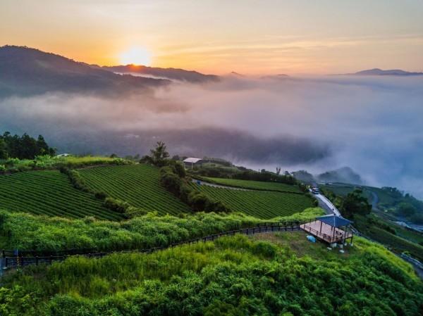 Pinglin, New Taipei City (photo courtesy of New Taipei City tourism department).