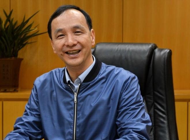 卸任新北市長   朱立倫宣布投入2020總統選舉