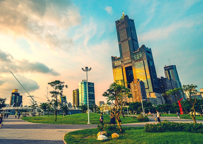 Kaohsiung 85 Sky Tower (Photo from Pixabay user aska-c)