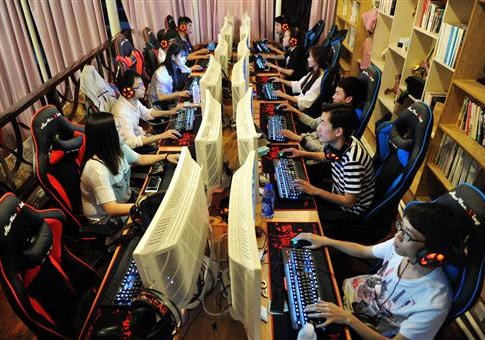 Chinese Internet users.
