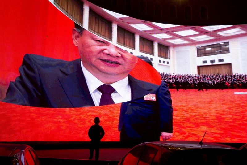 Chinese leader Xi Jinping (Photo/AP)