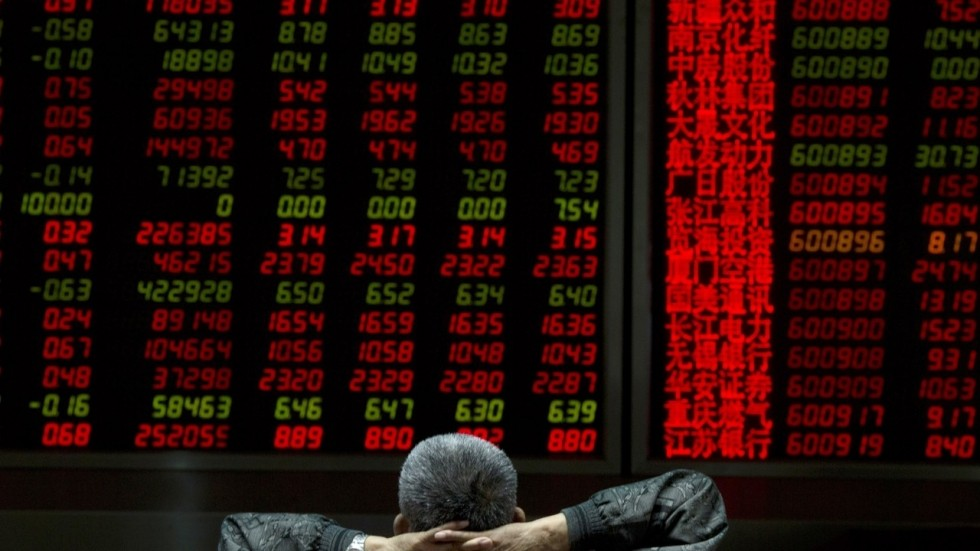 China's stock markets lost about 25 percent of their value in 2018.