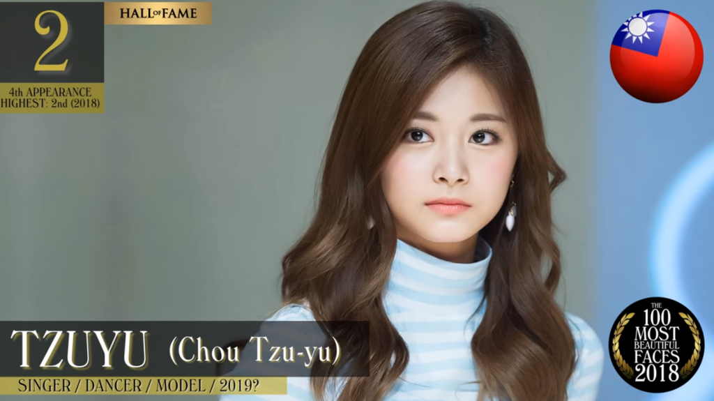Taiwan's Chou Tzu-yu is one of the most b    | Taiwan News