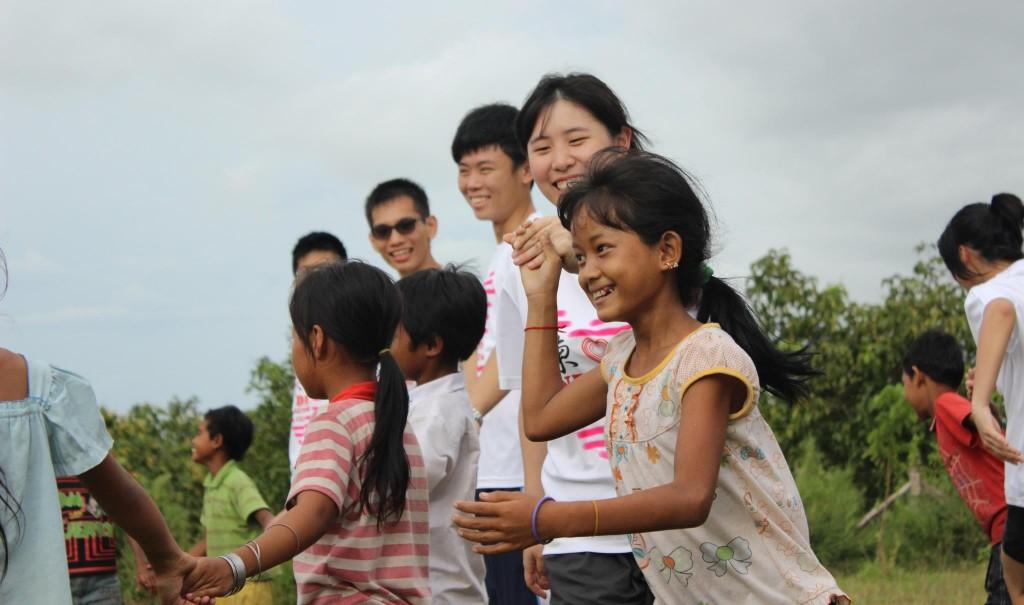 (圖翻攝自 柬愛柬埔寨志工團 臉書)