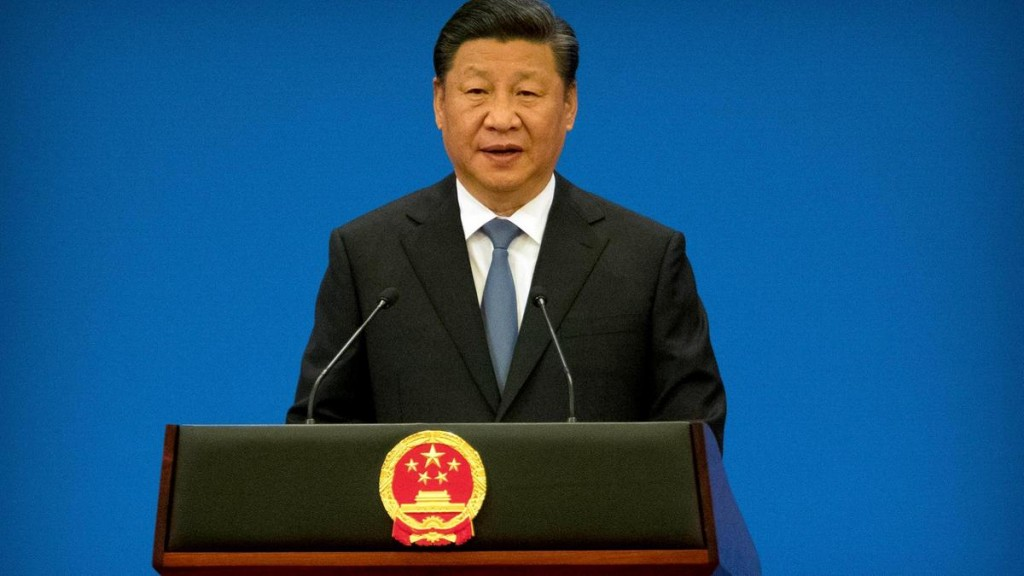 File photo: CCP Chairman Xi Jinping