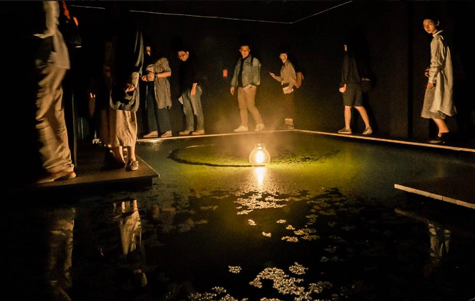 大台北當代藝術雙年展「超日常」,已於有章藝術博物館登場(圖/有章藝術博物館)