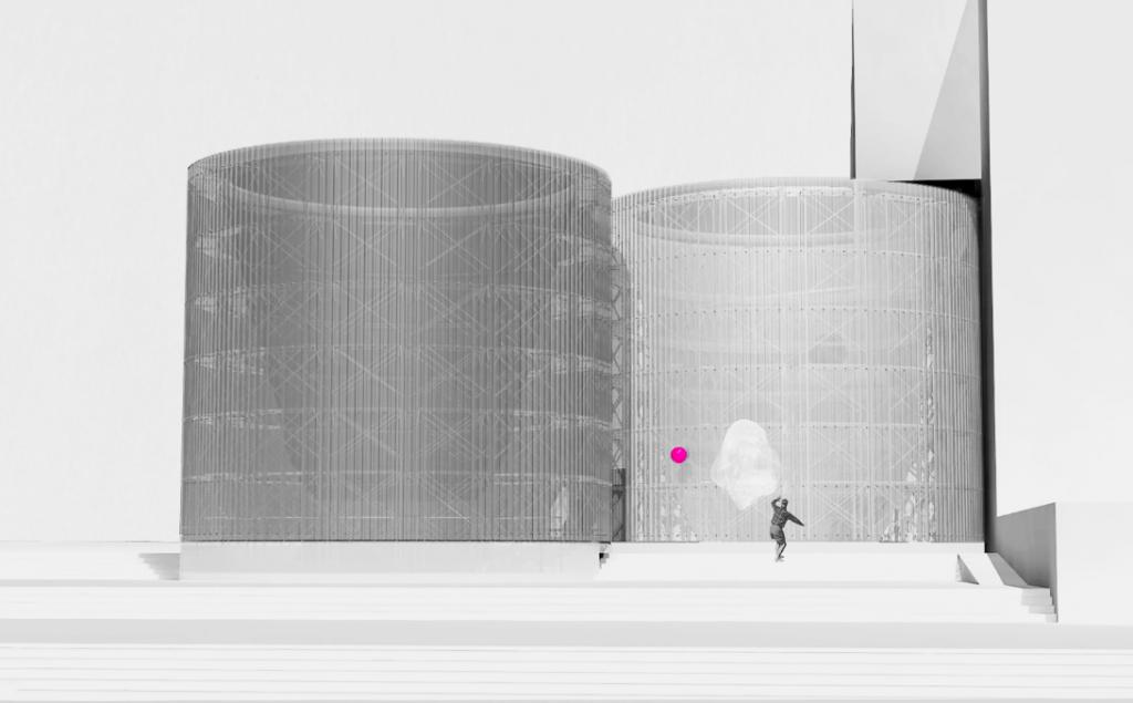 本屆X-Site計畫從缺(圖為2018 X-site計畫:OO-工務所的行動研究,翻攝自北滿館)