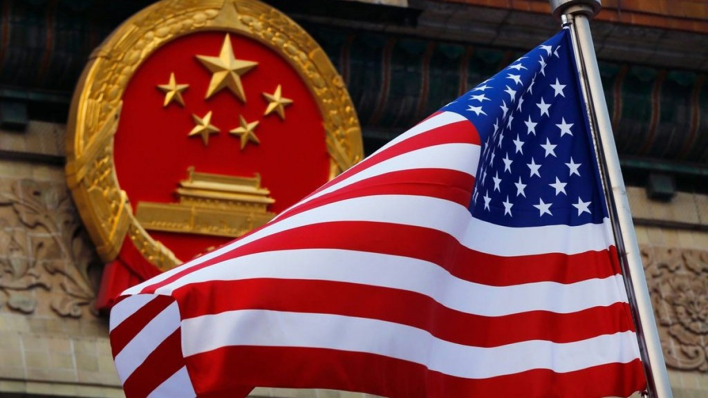 US warns travelers of China's 'coercive' use of exit bans