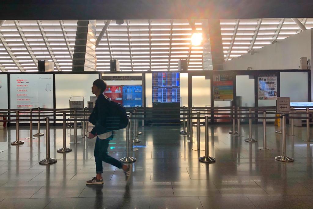 File photo: Taoyuan airport