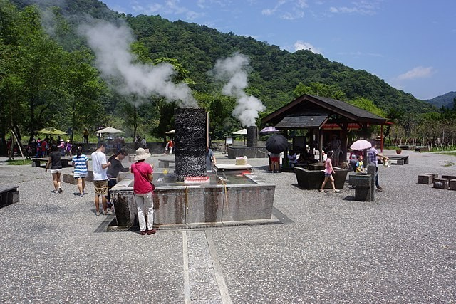 清水地熱(Lienyuan Lee, CC BY 3.0)