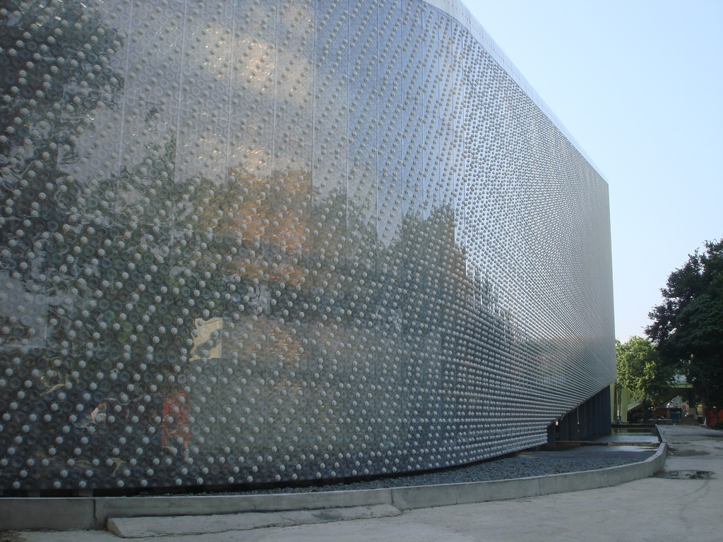 The Eco-ARK Pavilion, Taipei (Flickr/Forgemind ArchiMedia)