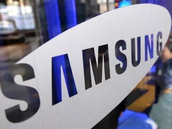 Samsung logo (AP)