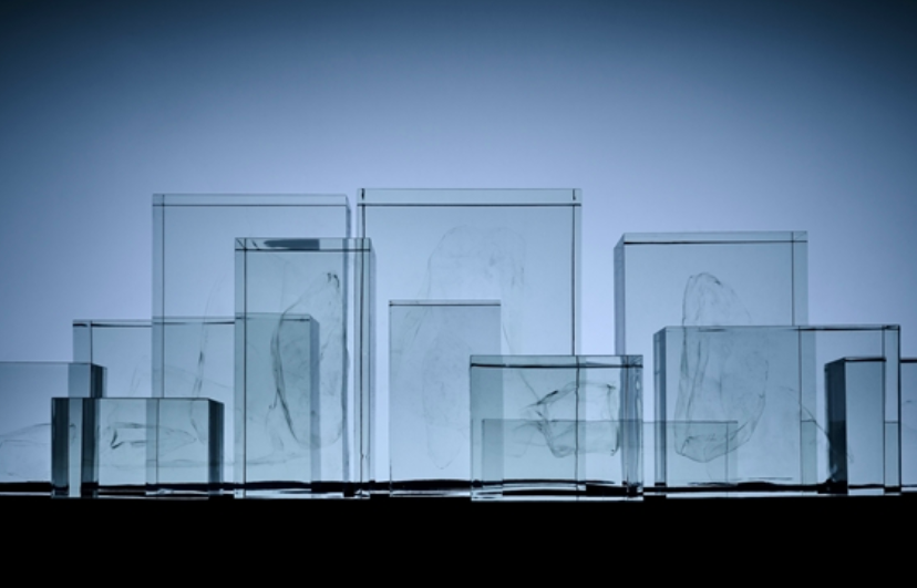 """""""Zhan Wang: The Invisible"""" will kick off on Jan. 12 at Eslite Gallery (Eslite Gallery image)"""