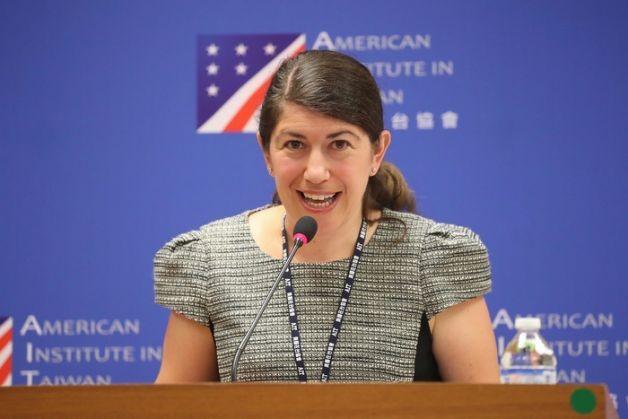 AIT Spokeswoman Amanda Mansour (Source: CNA/File p...
