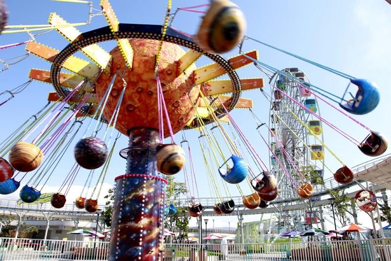 Taipei Children's Amusement Park (Photo/Travel Taipei)