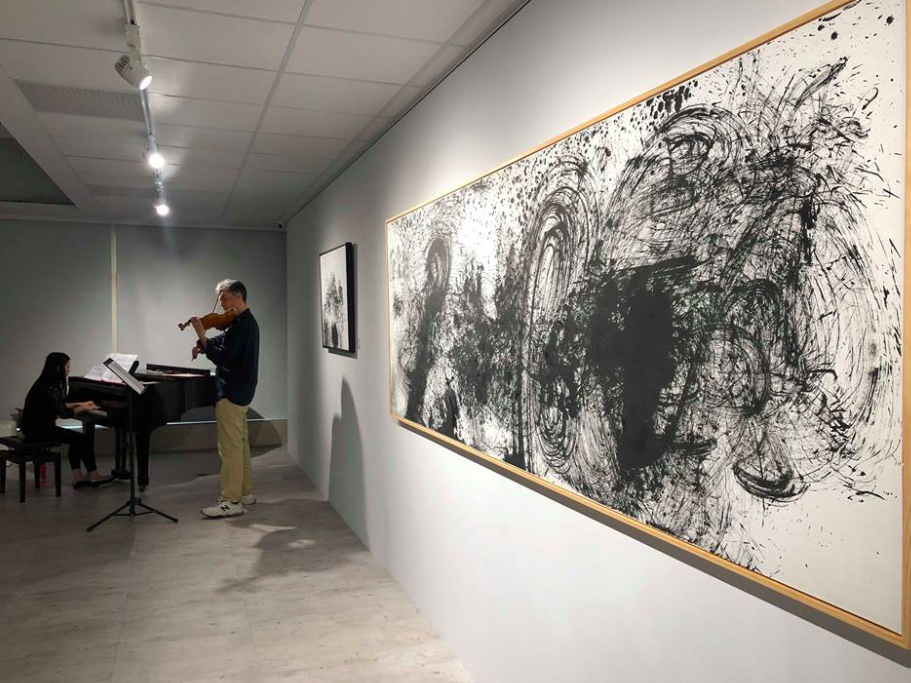 Yuan Ru Gallery holds charity concert to help orphans from SOS Children's Villages Taiwan (Yuan Ru Gallery image)