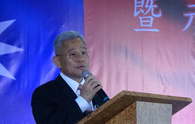 Taiwan's Representative to the Philippines  Michael Peiyung Hsu