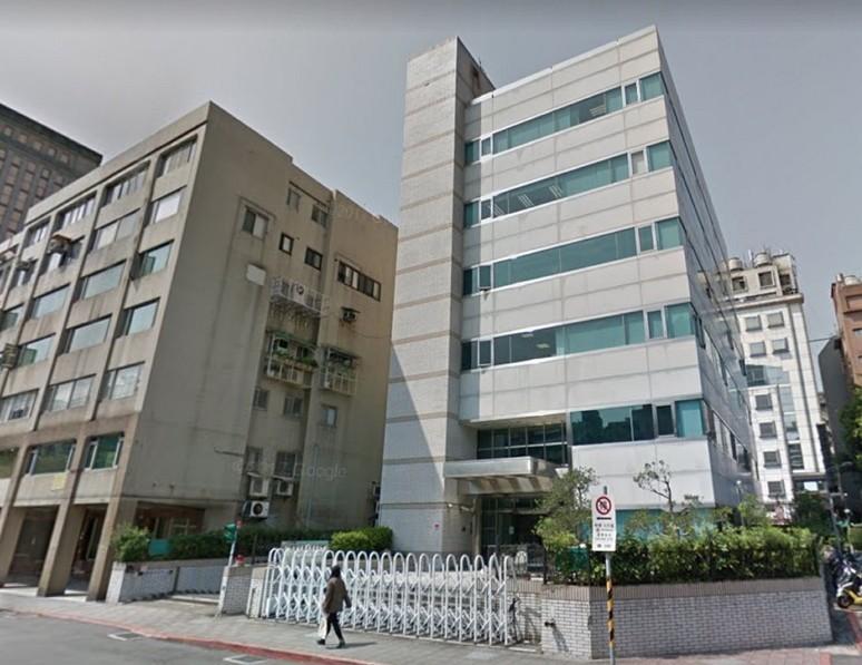 黨產會大樓(圖/ 中央社)