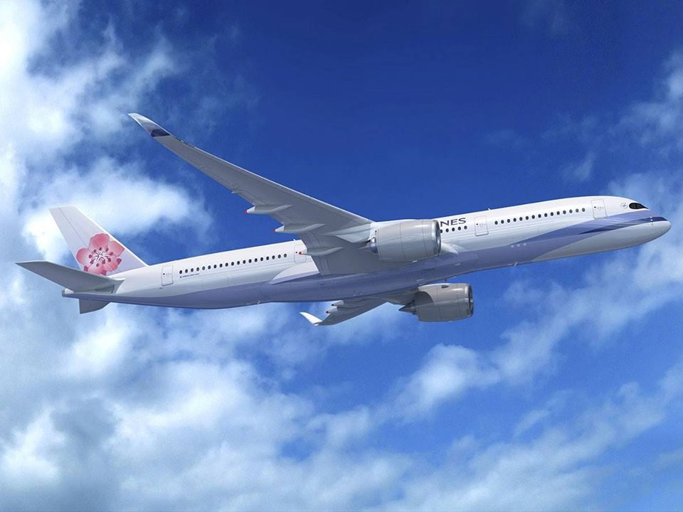 (Photo by China Airlines)