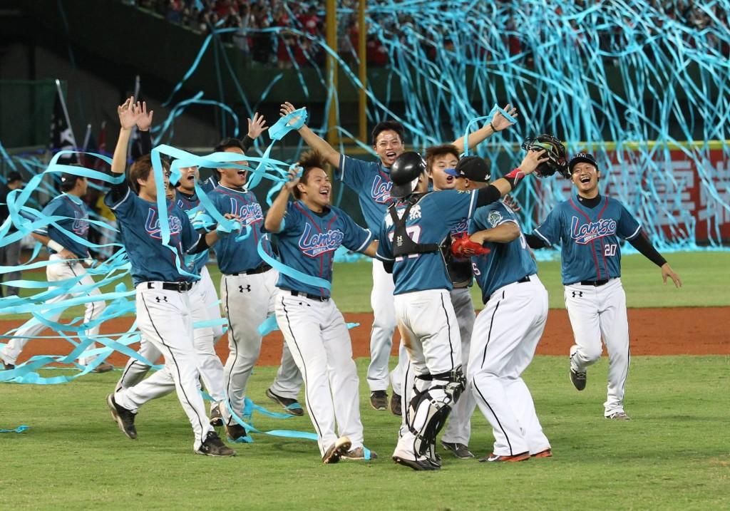 (圖/翻社自 Chinese Professional Baseball League 臉書)
