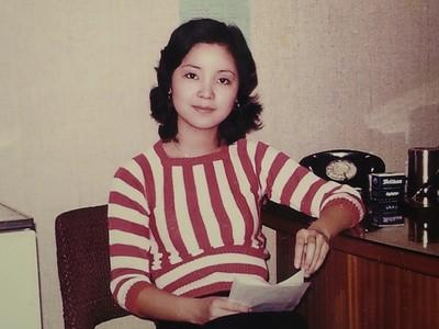 鄧麗君(圖片來源:中央社)