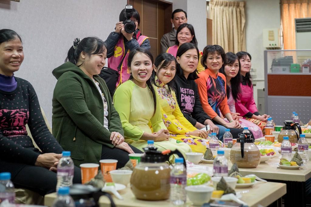 學測考生以台灣的「多元文化」為傲。(總統府)