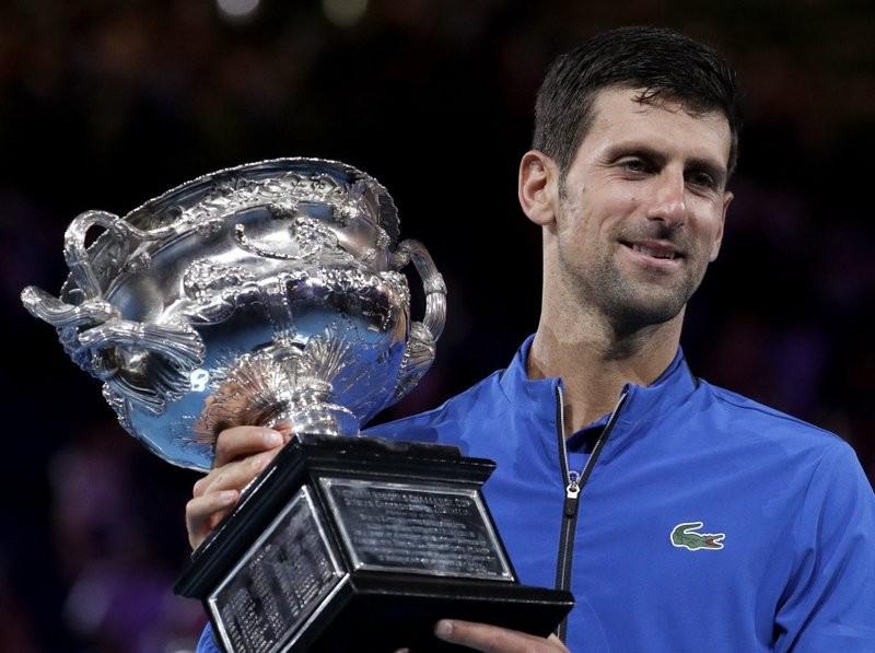 【快訊】塞爾維亞喬克維奇今決勝納達爾 澳網史男單七冠王