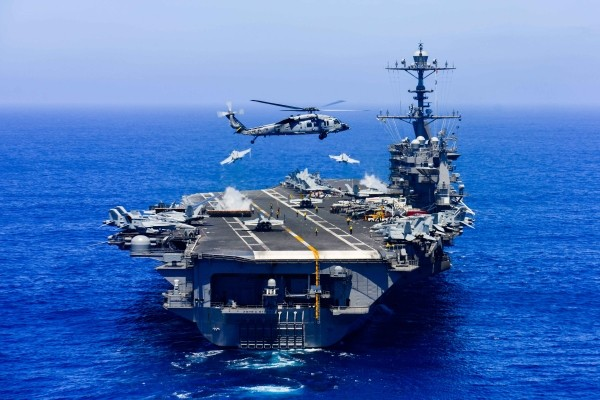 USS John C. Stennis. (Image from www.stennis.navy.mil)