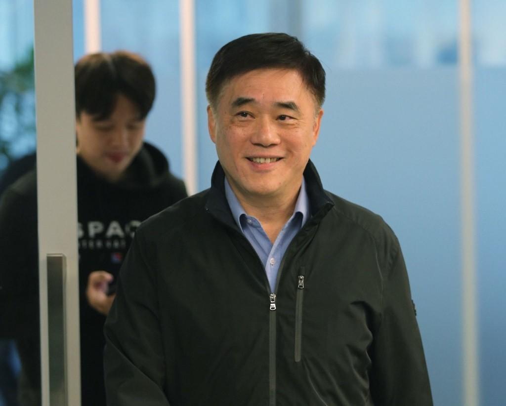前台北市長郝龍斌
