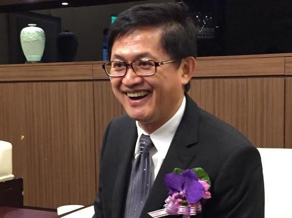 Pegatron Chairman Tung Tzu-hsien.