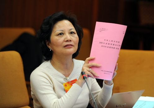 Chen Yun-Ying (Chinese Gov. Photo)