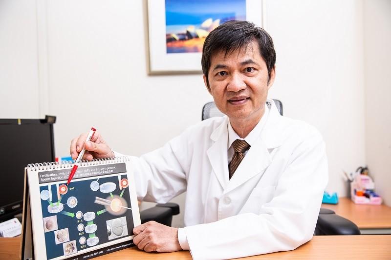 台北中山生殖中心主治醫師李世明指出,臨床針對因「卵巢早衰」...