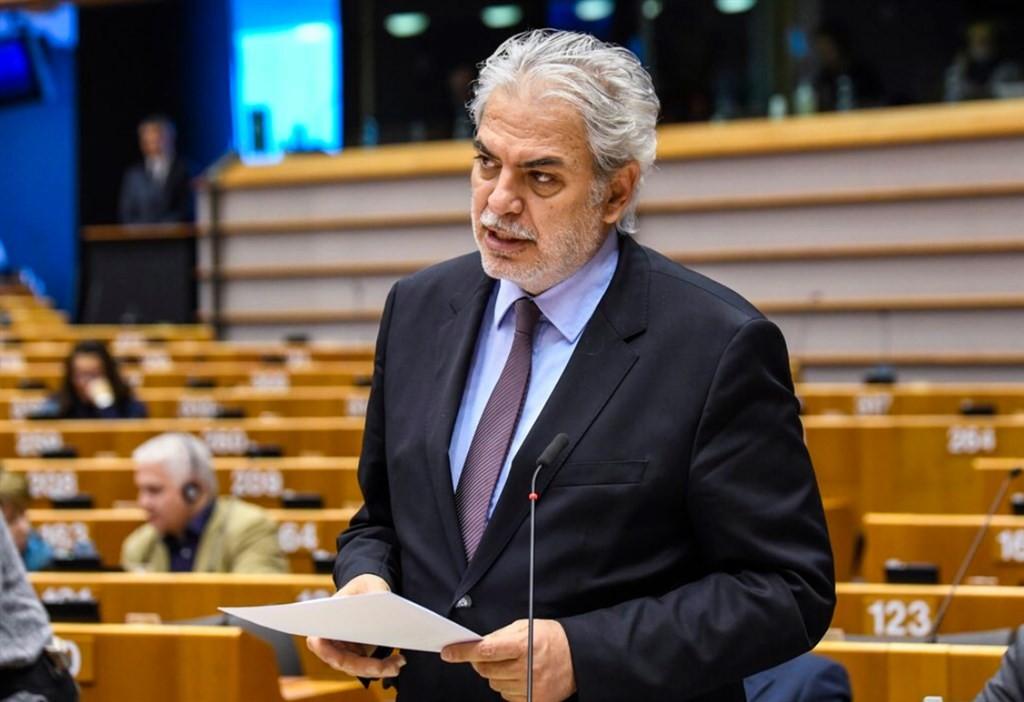 歐洲議會呼籲兩岸應維持現狀,也強調歐盟將密切與台灣合作。(圖片翻攝自Christos Stylianides推特)