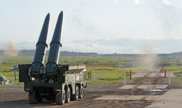 俄羅斯研發9M729飛彈系統,引發美國不滿。圖/defenseworld.net