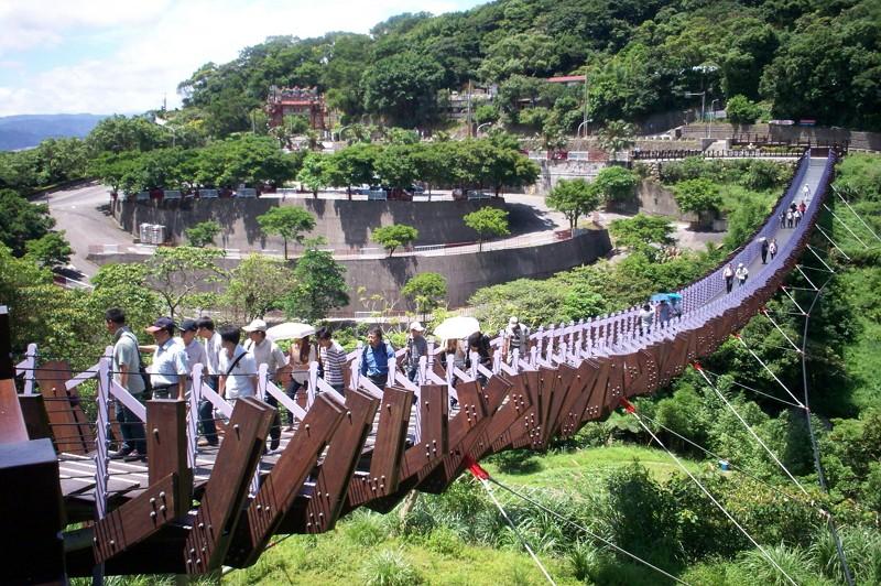 白石湖休閒農業區(圖/台北產發局)