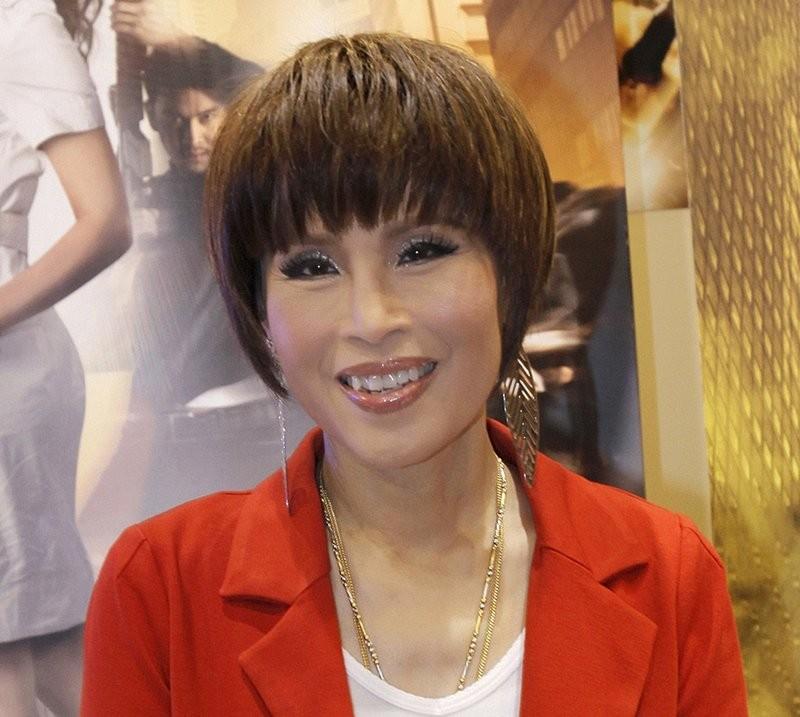 Thai Princess Ubolratana in 2010.