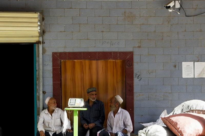 中國境內維吾爾人(美聯社)