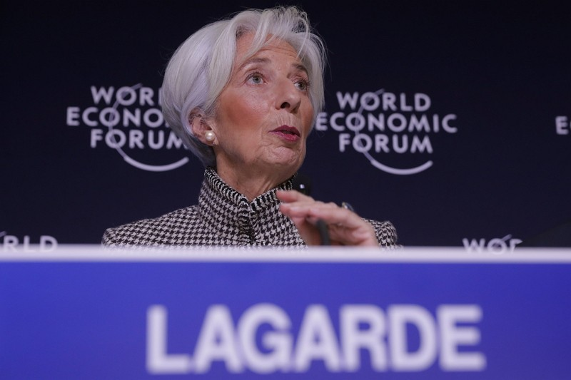 IMF Managing Director Christine Lagarde (AP)