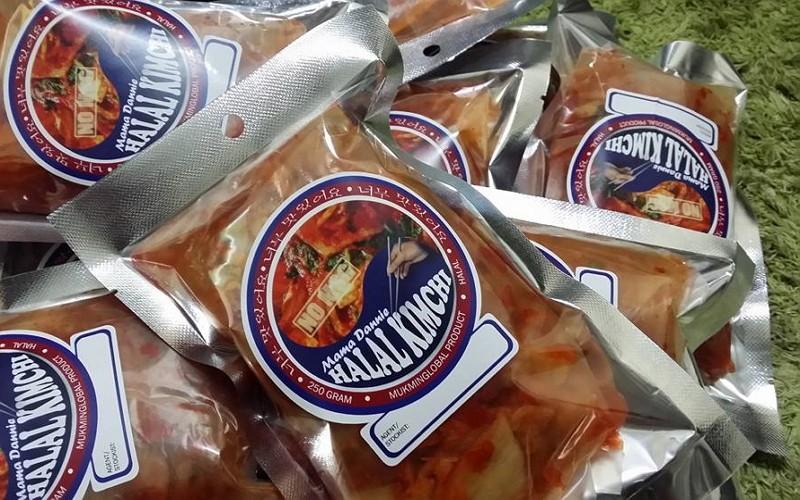 Halal kimchi (Photo/Wikimedia)