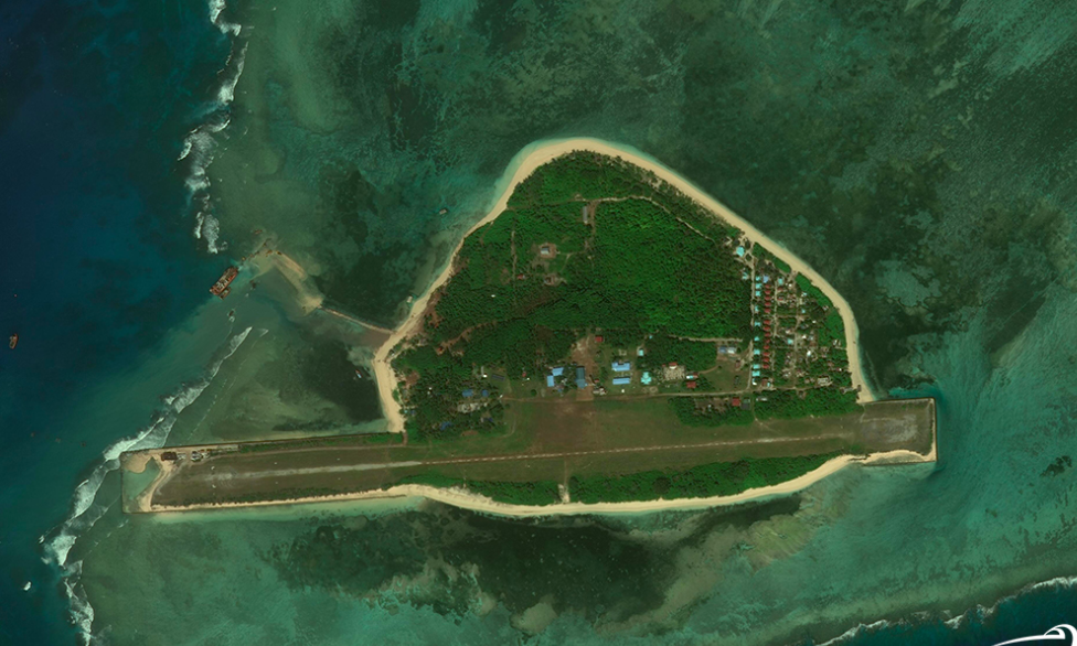 Thitu Island (Photo from amti.csis.org)