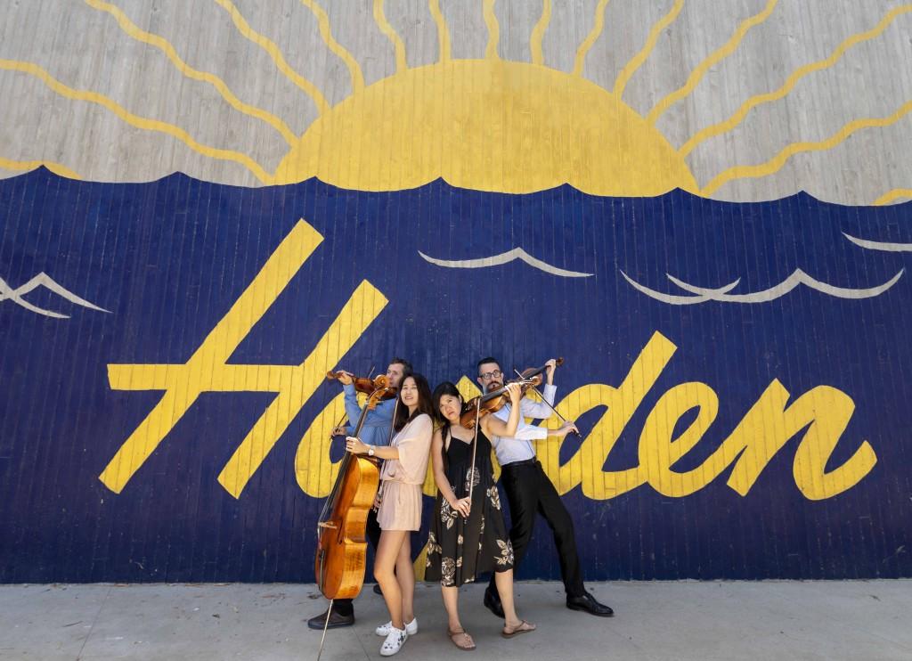 Landmark String Quartet: bringing fun to Classical music in Taiwan and beyond