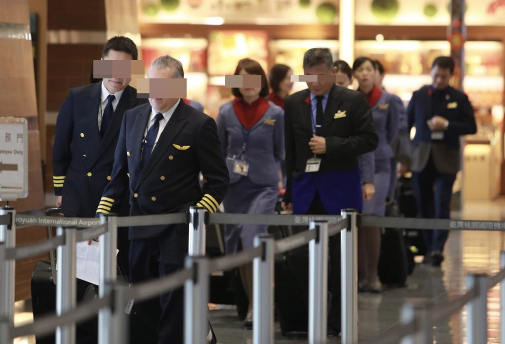 CAL decided to cancel 21 Wednesday flights ahead of talks scheduled to start at 1 a.m. the same day.