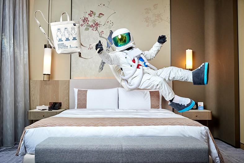 「美福小宇宙」住房專案 美麗華摩天輪賞景 享受無重力旅程