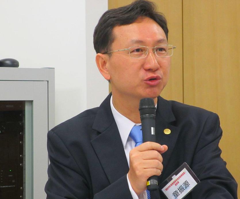 駐泰國代表童振源為促進台泰交流,利用網路科技整合多項資源便民(圖/維基百科)