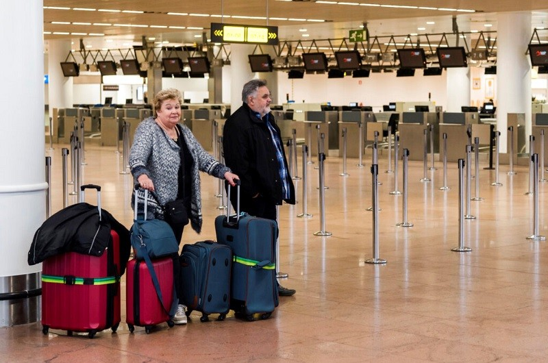 比利時大罷工陸空交通停擺 機場取消所有航班