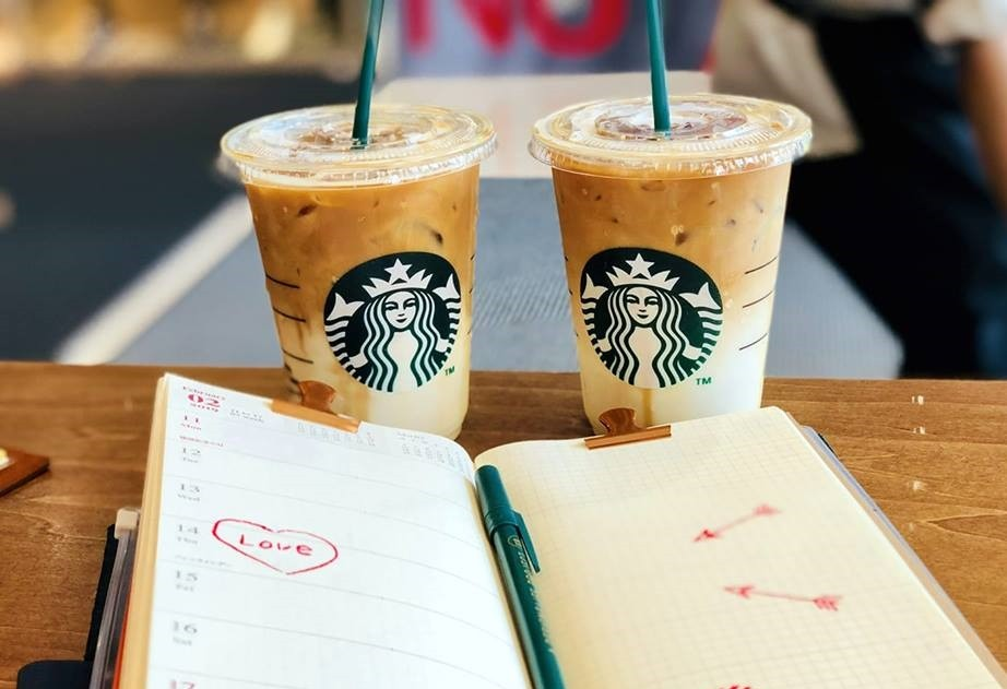(Image courtesy of Starbucks Coffee)