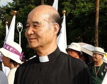 台灣基督長老教會前總幹事高俊明牧師
