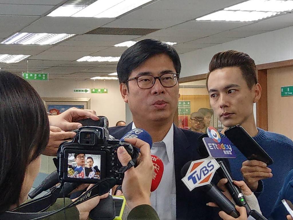 Vice Premier Chen Chi-mai